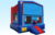 Kids blue A frame module bounce house , inflatable jumper