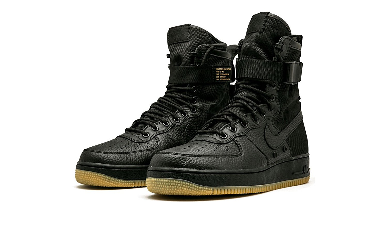 the latest 1e2fb 88326 Get Quotations · Nike Men Sf Air Force 1 (black   black-black-black)