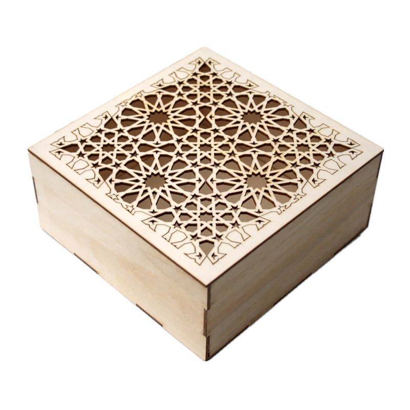 Sample Free Factory Custom Wooden Box Packaging For
