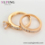 12888-Xuping Jewelry Fashion Combination Finger Ring with 18K Gold Color