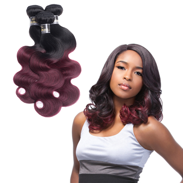 Virgin Remy Red Brazilian Hair Weave Source Quality Virgin Remy Red