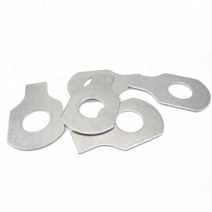 M3 M8 M12 Stainless Steel SS304 SS316 SS316L Tab Washer