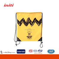 Made in China Durable kid drawstring shoe bag
