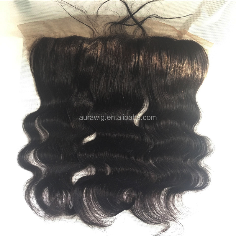 China factory wholesale cheap lace closure frontal