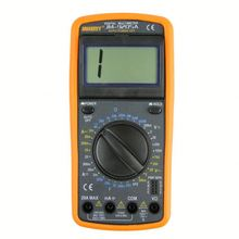 Professional Engineering Large LCD auro ranging Digital Multimeter