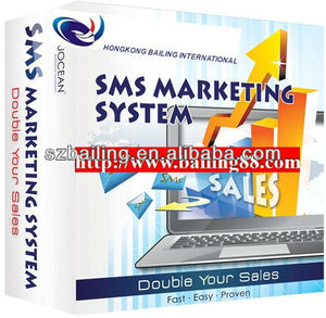 SMS Marketing Broadcast software bulk sms pc software