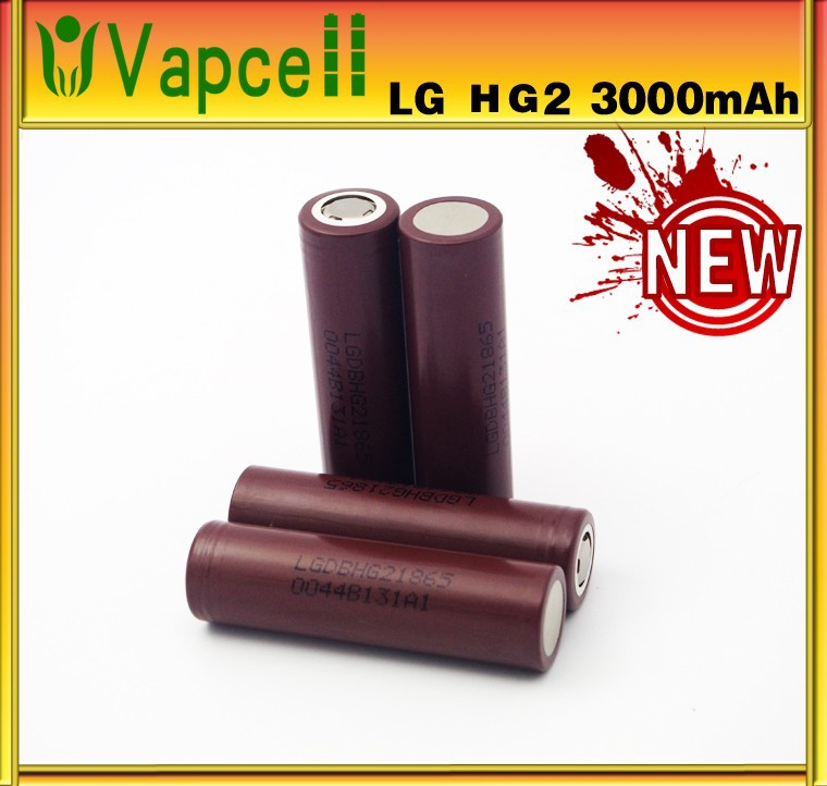 CJ 3000mah Li-ion 18650 rechargeable battery voltage >=3.6V and battery cell internal resistance <=60 milliohm