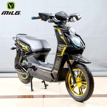 2016 New Style Electric Scooter Mini Motorcycle For S