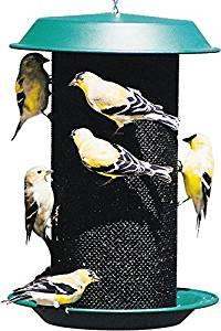 MAGNUM THISTLE BIRD FEEDER - 5 LB CAP