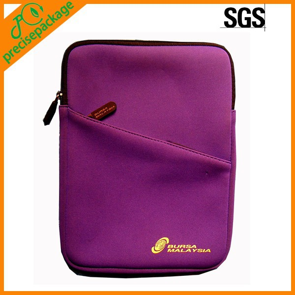 shanghai Neoprene tablet computer bag with customized logo