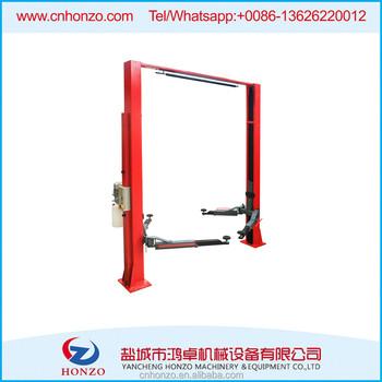 Eagle 2 Pole Car Lift Manufacturer
