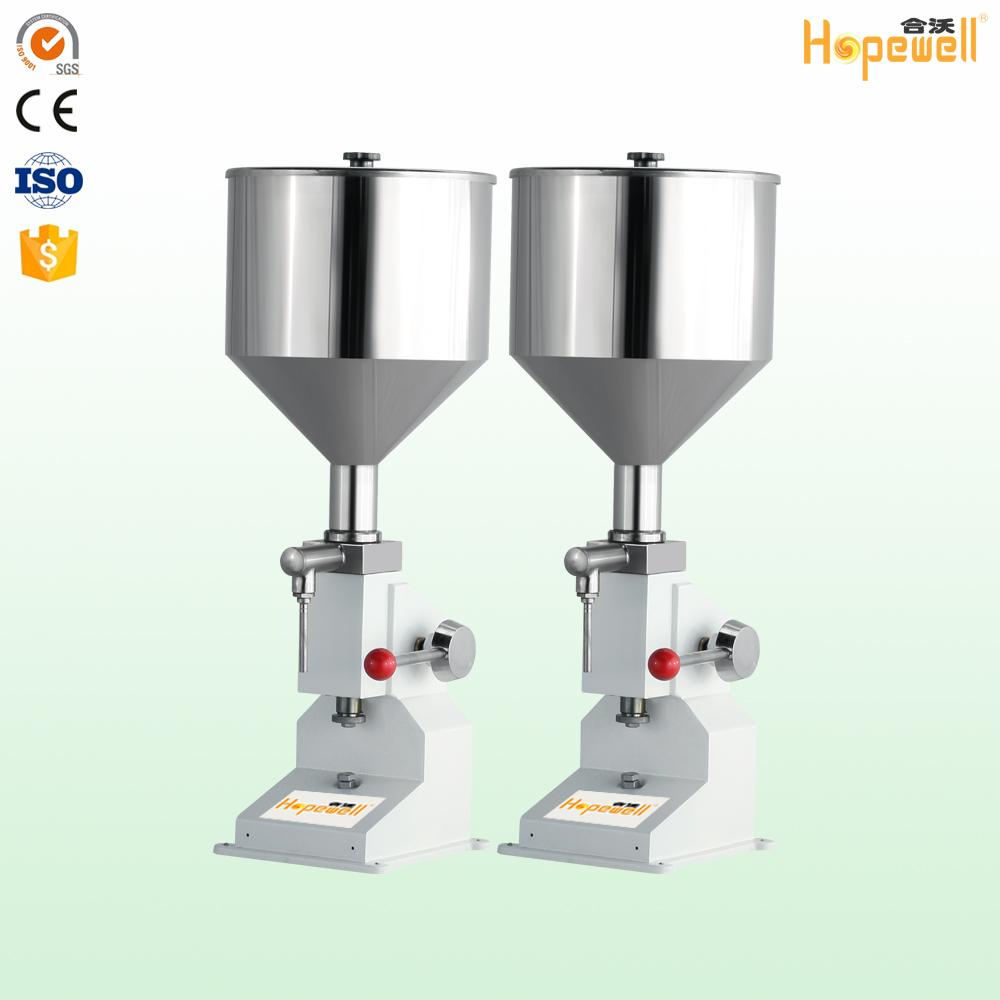 2017 A30 best manual paste filling machine