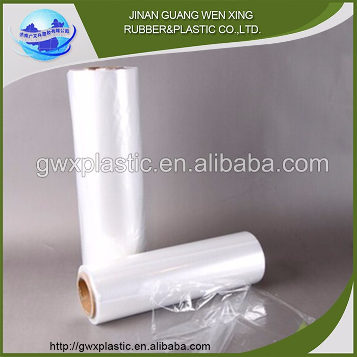 China food packaging fresh keeping plastic film static cling film