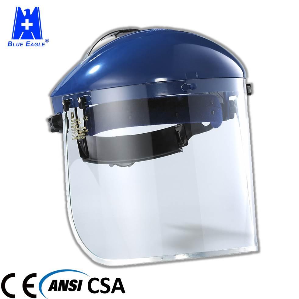 Transparent Face Shield Eye Protection Electric Schweißen Protective Mask Klar