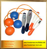 High quality cordless digital jump rope with two buttons