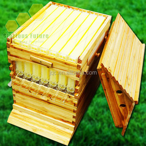 outflow auto flow bee hive of beekeeping equipment
