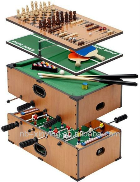 9 in 1 multifunktions spieltisch f r kinder fu ball tische produkt id 60137972529. Black Bedroom Furniture Sets. Home Design Ideas