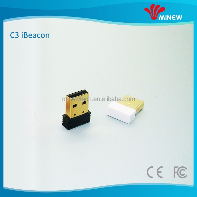 Lightest usb bluetooth smart professional portable mini ibeacon manufacturer