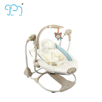 New Colorful Baby Plush Rocking Chair Baby Swing Chair For Sale Baby