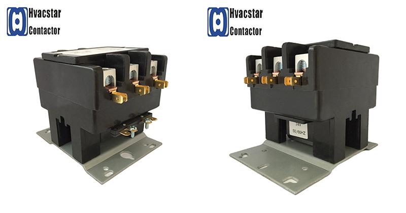 75a 3pole Electric Contactors 3 Phase Definite Purpose 3