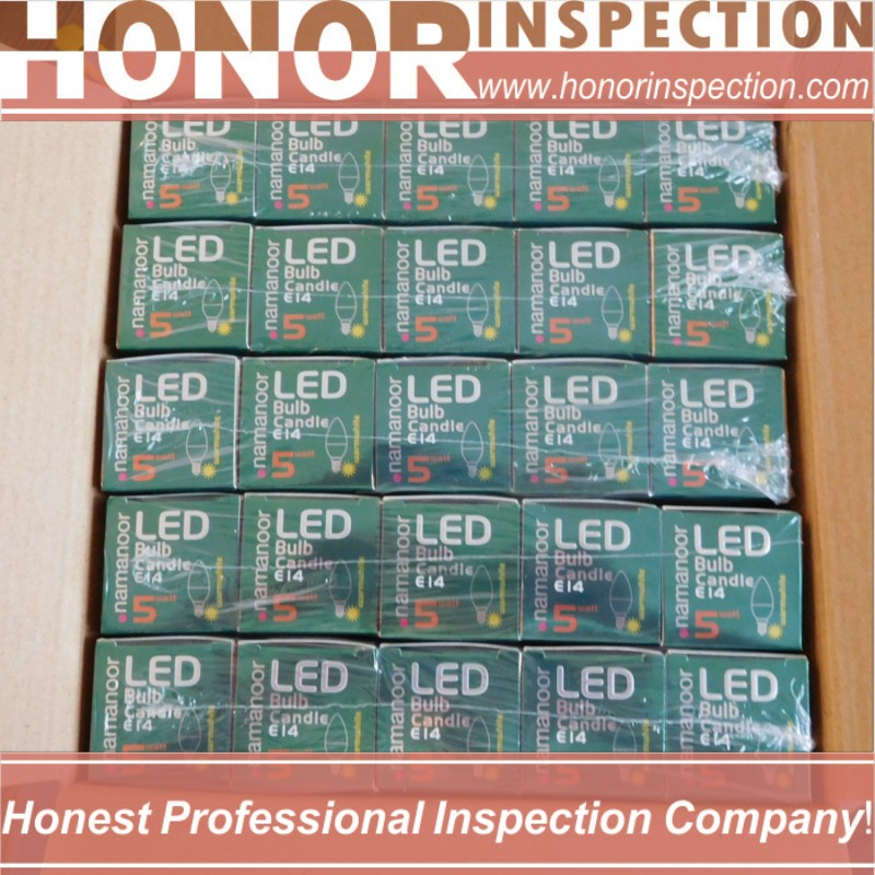 professional inspection services industrial led light
