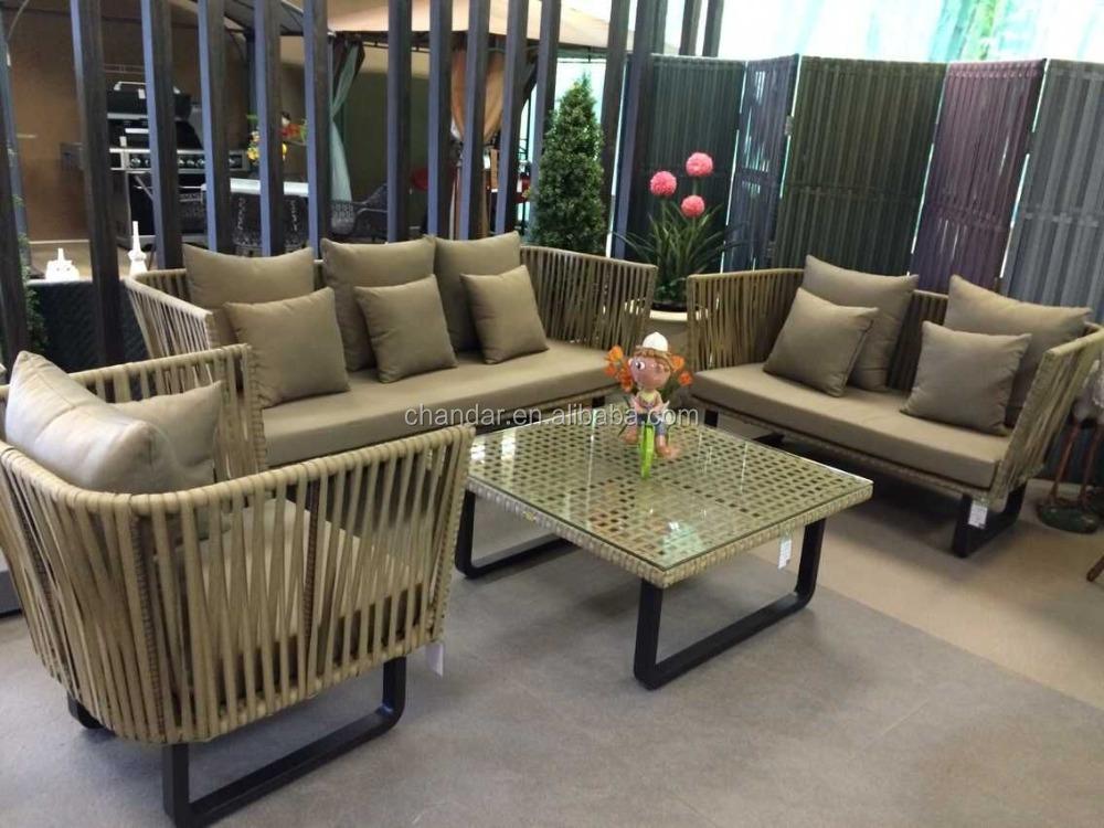 Modern Style Hd Designs Outdoor Furniture Rattan Sofa Set