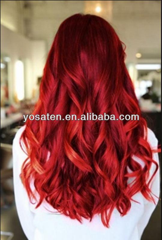 cerise rouge couleur de cheveux cheveux couleur ammoniac livraison marques magie cheveux couleur - Shampoing Colorant Rouge