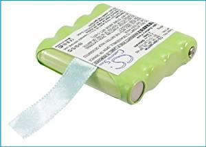 VINTRONS Rechargeable Battery 600mAh For Uniden GMR8552CK, GMR885, GMR895, GMR1038-2CK, GMR1438, TR640-2
