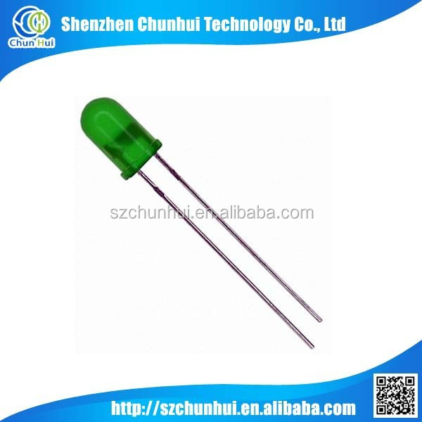 supply round Through Hole High brightness 5mm led 5mm LED diodes