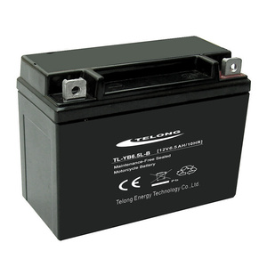 good price 12v6.5ah smf motorcycle battery