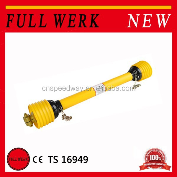 Aftermarket parts FULL WERK tractor pto drive shaft lawn mower transmission for agriculture