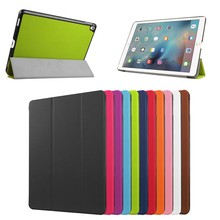 Full Color Custer Folio Leather Case for iPad Pro 9.7, for iPad 12.9 Best Seller