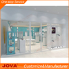 Commercial luxury jewelery shop layout design display jewelry cabinet