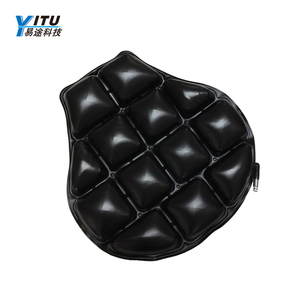 High Quality Amazon Hot Sale Motorcycle Safety Air Gel Seat Cushion
