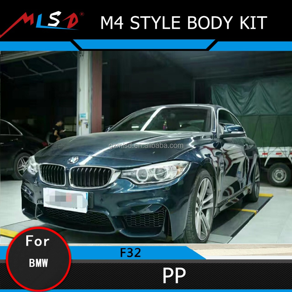 M4 Style Bodykit for BMW 4 Series F32