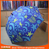 food promo 190t nylon fabric material golf umbrella outdoor umbrella