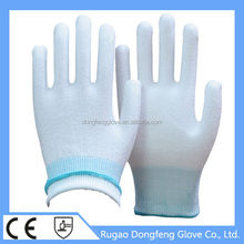 High Quality Personal Protective Equipment Polyester Industrial Gloves