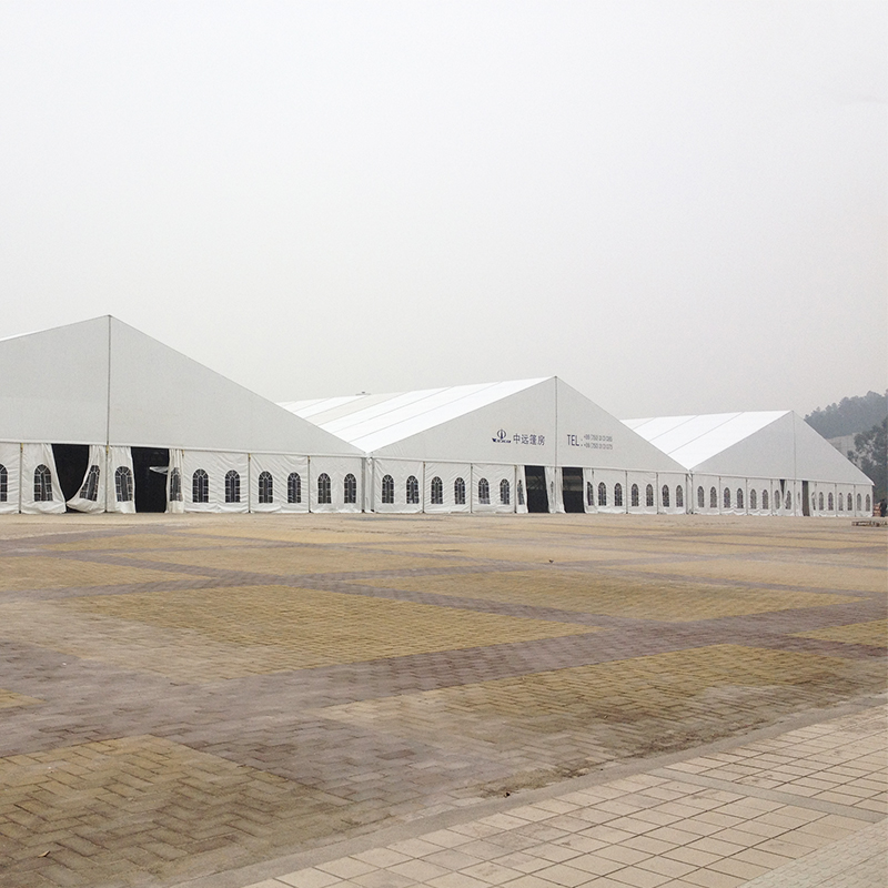 2019 Large Outdoor pvc tents for events party wedding tent