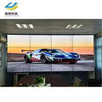 49 inch high brightness wall video player, splicing lcd video wall tv video wall