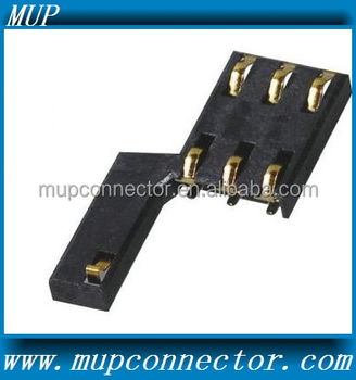 6pin Smart Card Reader Connector For Card Reader Buy Smart Card
