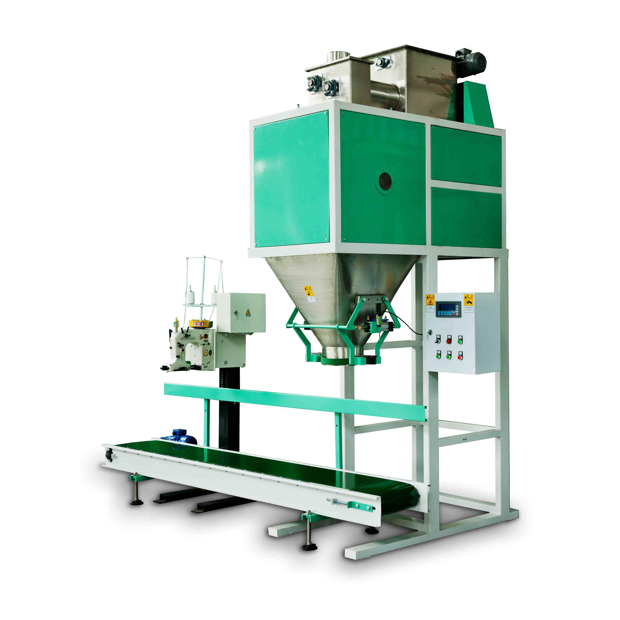Bulk weighing system for rubber powder 25kg 50kg refil toner packing machine protein filler