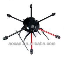 RC multi-rotors copterrocopter airplane 6 axis drone