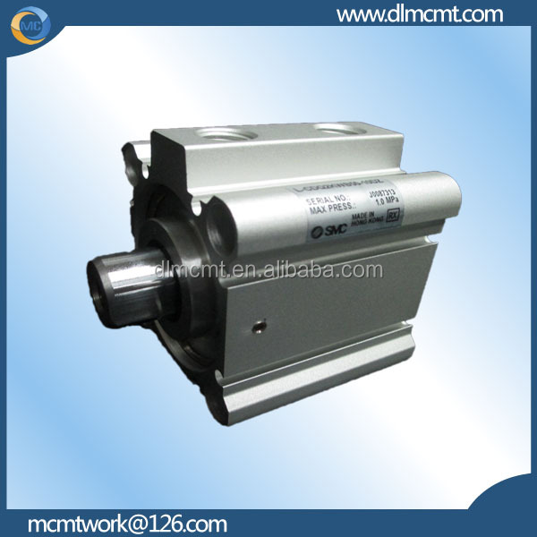 Fast delivery SMC MGJ series guide cylinder pneumatic swing clamping cylinder price