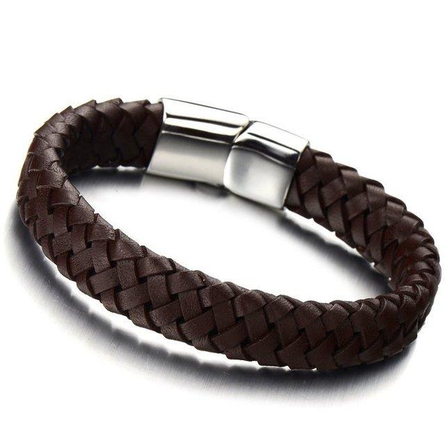 420846410f6c Promoción bandas de cuero pulsera de la mujer, Compras online de ...