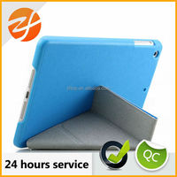 transformer multi standing function leather case for ipad mini 2