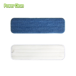 Power Clean China new design replacement parts microfiber mop head