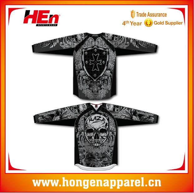 Hongen apparel Hot Sale factory price Army Paintball Jerseys Wholesale
