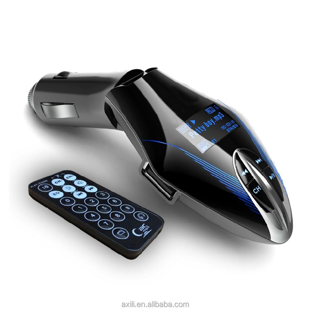 FM модулятор The Greek LAN Mp3 FM AUX USB - фото 3