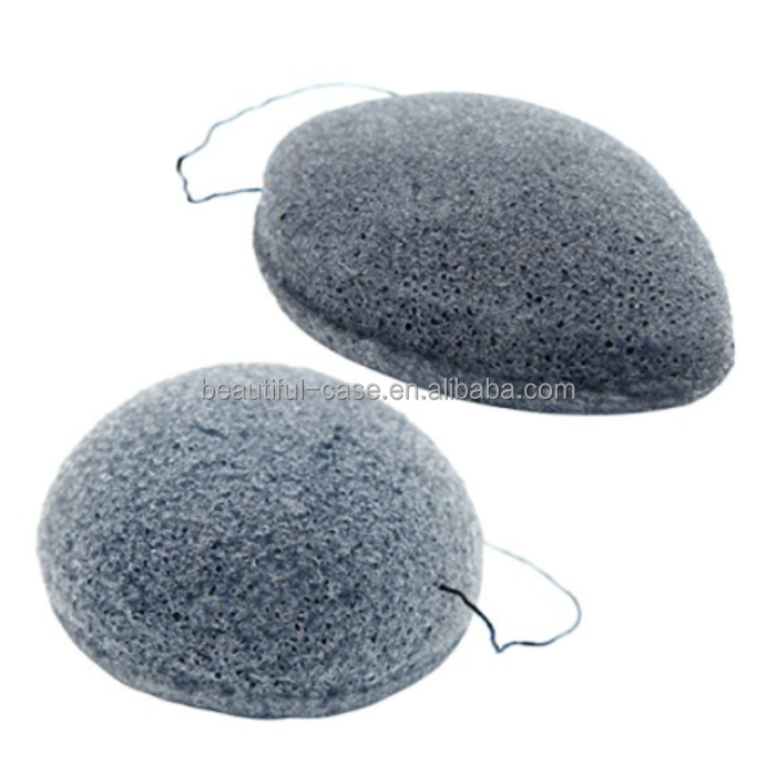 Various shapes of konjac sponge organic wholesale