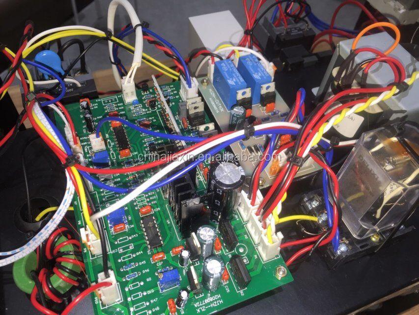 Integrated Small Lgk Air Plasma Cutter Cut 120